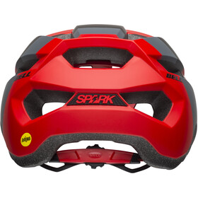 Bell Spark MIPS Helmet Juniors downdraft matte crimson/black